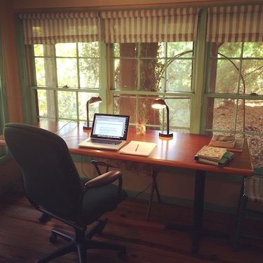 writing-space-at-dairy-hollow